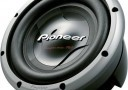 Pioneer TS-W2501D4 25cm 2000w max power, RMS 800watts 10″ Subwoofer