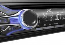 JVC: KD-R731BT – CD/MP3/USB/iPod Ready + Bluetooth