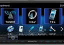 Kenwood DDX-6021BT Double Din AV Station with built in bluetooth iPod/iPhone