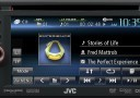 JVC: KW-AV60 Double Din DVD/USB Screen with Bluetooth