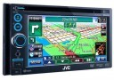 JVC: KW-NT30 DVD/CD/USB/SD Bluetooth Navigation Unit