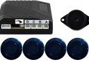 20mm #19 – Metallic Blue Rear Parking Sensor Kit