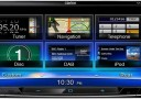 Clarion: NX702E – Double DIN CD/DVD Navigation