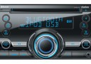 Clarion: CX501E – Double Din Bluetooth IPOD/CD/USB/MP3/WMA Receiver