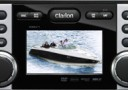 CLARION: CMV1 WATERTIGHT MARINE DVD/CD/USB RECEIVER