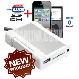 XCarLink SKU206 Renault (most models) iPod iPhone USB/SD Aux Adaptor