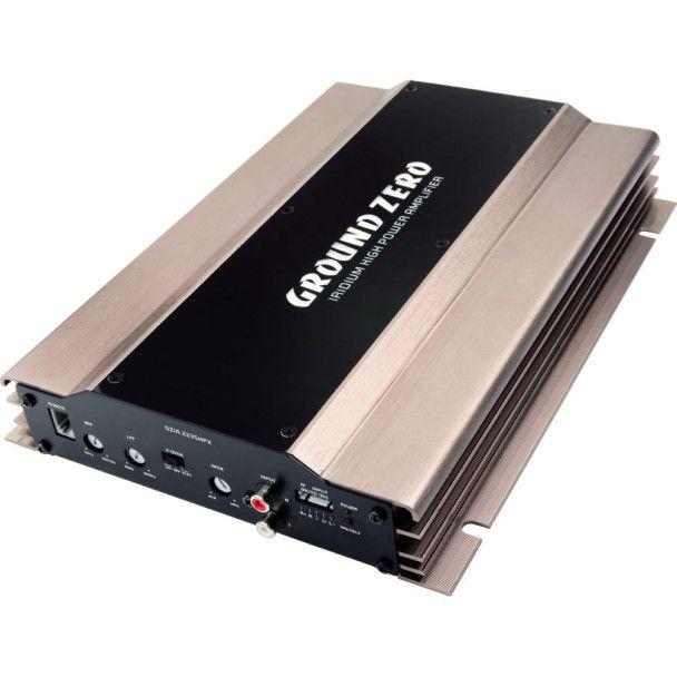 Ground Zero Iridium GZIA2235HPX Car Amplifier