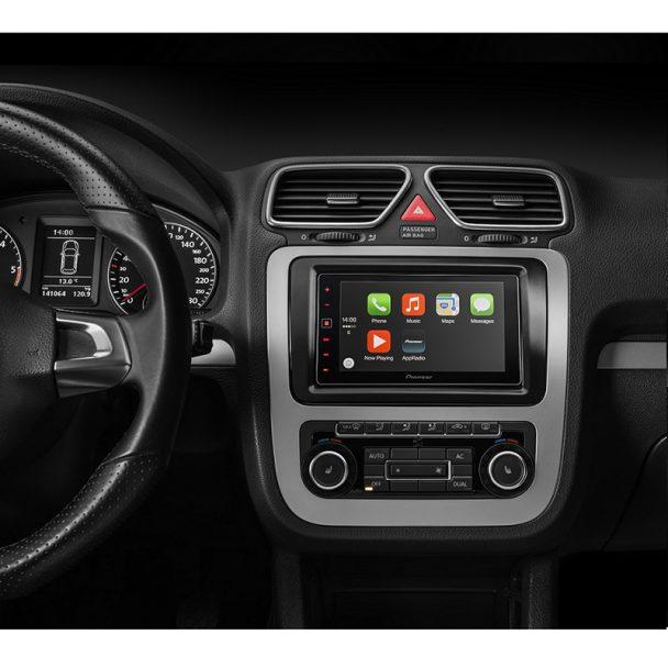 Pioneer Sph Da130dab Double Din Dab Radio Bluetooth Apple Carplay