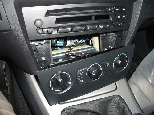 Fascia Bmw 1 Series E87 Double Din Fascia Auto Climate