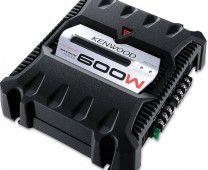 Kenwood KAC-6104D 600 Watts Class D  Mono Power Car Amplifier