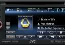 JVC: KW-AV60 Double Din DVD/USB Screen with Bluetooth