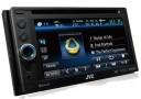 JVC: KW-AV60BT Double Din DVD/USB Screen with Bluetooth