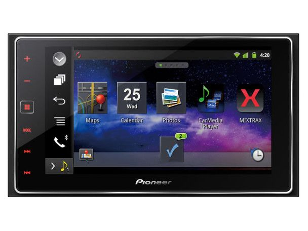 Pioneer SPH-DA120 Double Din Head Unit