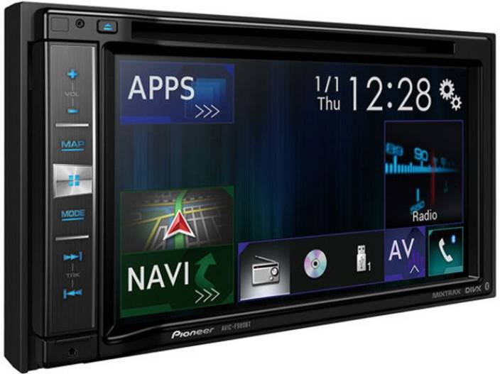 Pioneer AVIC-F980BT  Double Din Head Unit